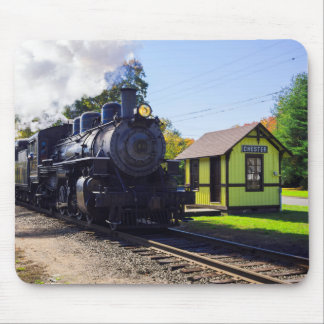 Passing Through Chester Mouse Pad