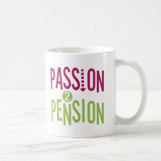 Passion 2 Pension Coffee Mug