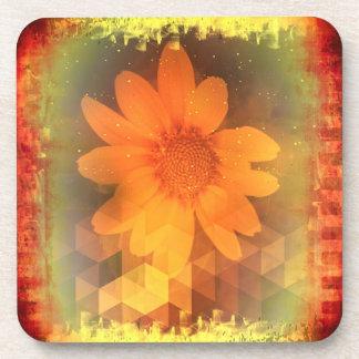 Passion Flower Beverage Coaster