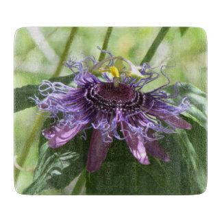 Passion Flower Cutting Boards