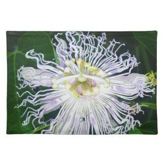 Passion flower placemat