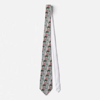 Passion Flower Tie