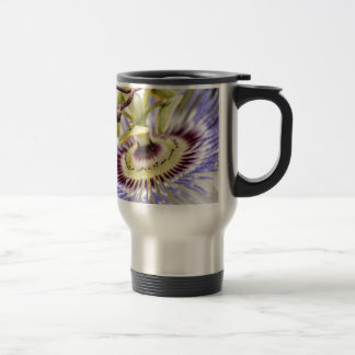 Passion Flower Travel Mug