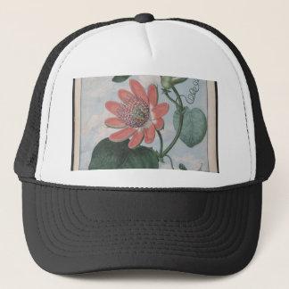 Passion Flower Trucker Hat