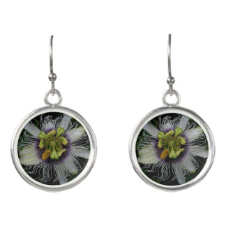 Passion Fruit Earrings
