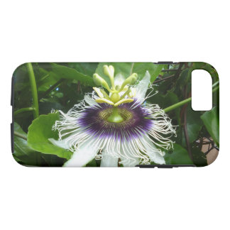 PASSION FRUIT FLOWER iPhone 8/7 CASE