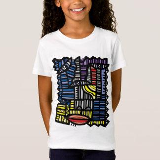 """Passion"" Girls' Fine Jersey T-Shirt"