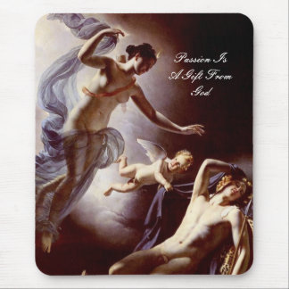 PASSION IS A GIFT FROM GOD MOUSE PAD