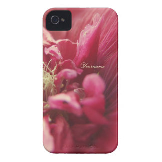 Passion Red Flower Case-Mate iPhone 4 Cases