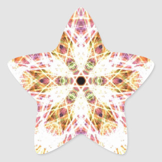 Passion Star Sticker
