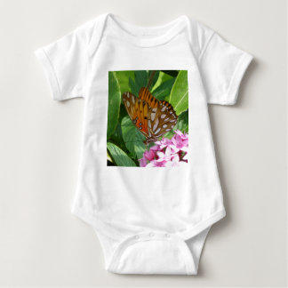 Passion Vine Butterfly Baby Bodysuit