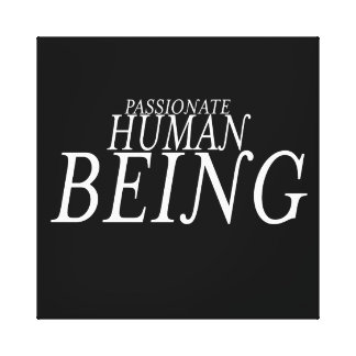 Passionate Human Beings Wall Art