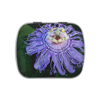 Passionflower Candy Tin