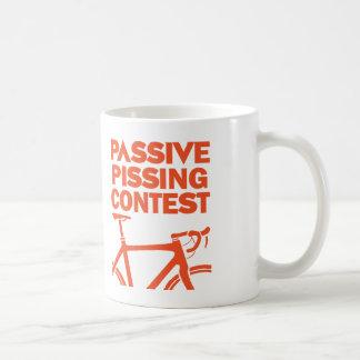 Passive Pissing Contest Coffee Mug