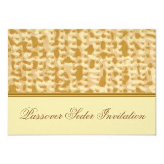 Passover Celebration Invitation Card