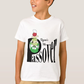 """Passover """"P is for Passover"""" T-Shirt"""
