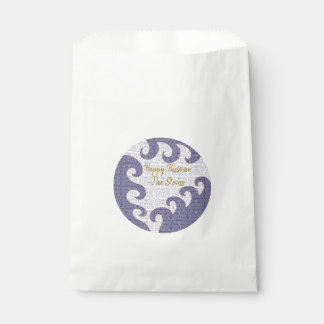 "Passover ""Pesach Paisley"" Goodie Favor Bag"