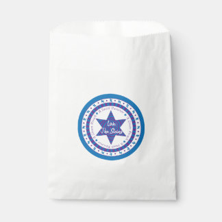 "Passover ""Pesach Star"" Goodie Favor Bag"