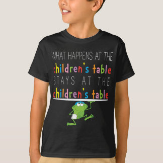 "Passover ""The Children's Table"" T-Shirt"