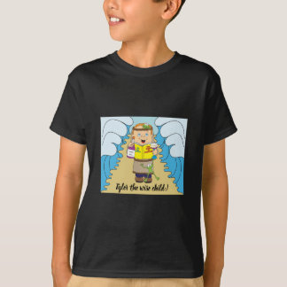 "Passover ""The Wise Child"" Kid's T-Shirt"