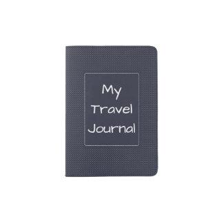 Passport cover Travel Journal