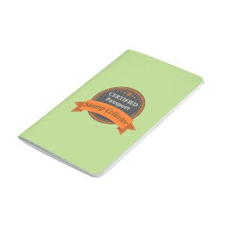 Passport Stamp Collector Journals