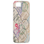 Passport Stamps Travel iPhone 5 Covers