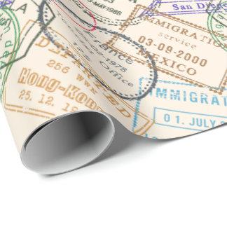 Passport Stamps Travel