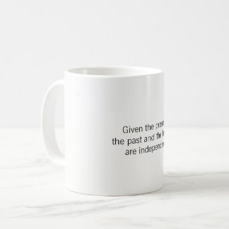 Past and future coffee mug