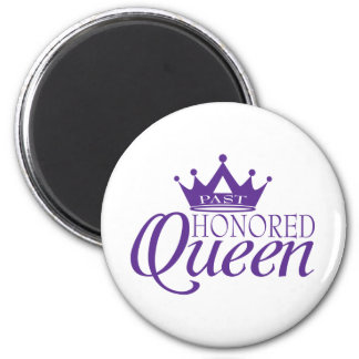 Past Honored Queen Magnet