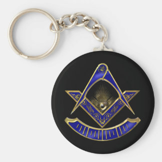 Past Master Key Chain