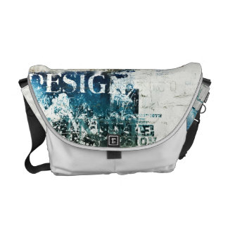 Past Posters - Messenger Bag