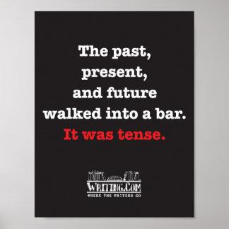 Past Present and Future Print