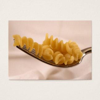 Pasta Business Card