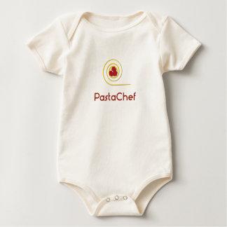 Pasta Chef Baby Bodysuit