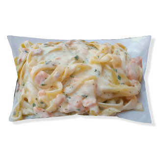 Pasta Custom Food Photo Pet Bed