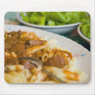 pasta dish, istria, Croatia, eastern Europe, Mouse Pad
