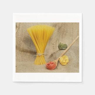 Pasta Disposable Serviettes