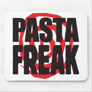 Pasta Freak Mousemat