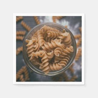 Pasta Jar Disposable Serviette