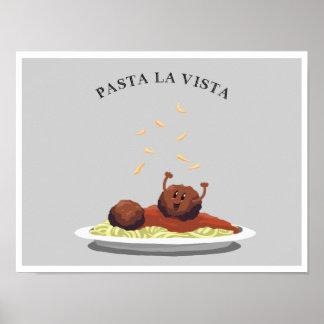 Pasta La Vista! Poster