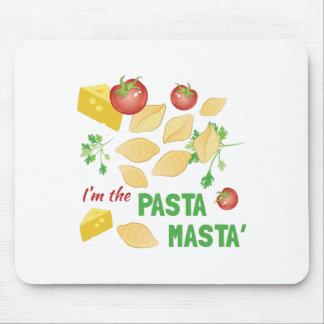 Pasta Masta Mouse Pad
