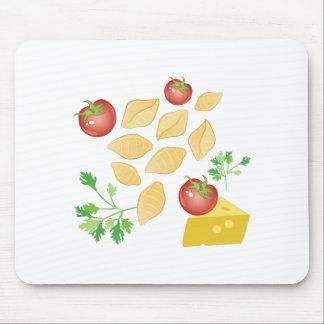 Pasta Shells Mouse Pad