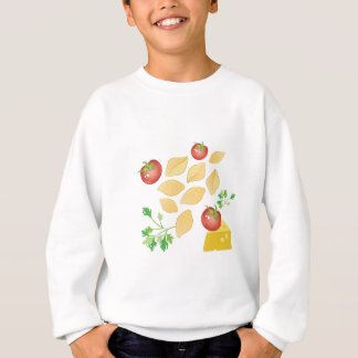 Pasta Shells Sweatshirt