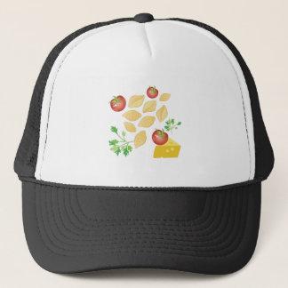 Pasta Shells Trucker Hat