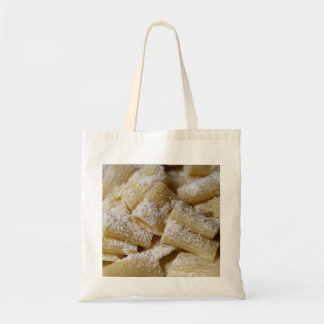 Pasta with Parmesan Cheese Tote Bag