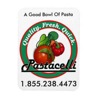 Pastacelli Logo Magnet