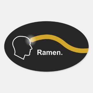 Pastafarianism - Ramen Sticker