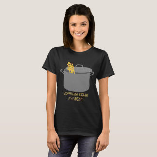 Pasta's Home Cooking Women's T-Shirt