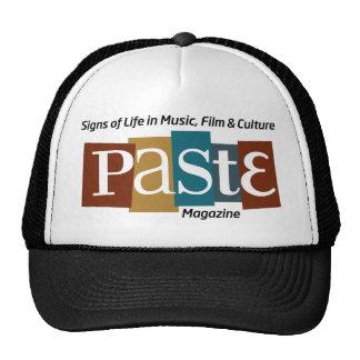 Paste Block Logo Mag and Tag Color Cap